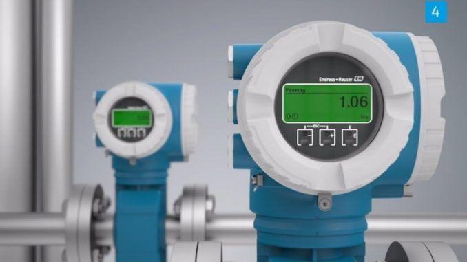 Caudalímetro Proline 300/500 de Endress+Hauser