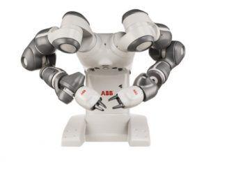 Yumi, robot colaborativo de ABB