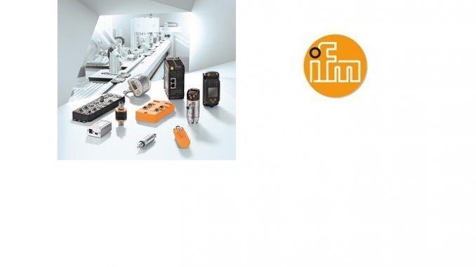 Productos IO-Link de ifm