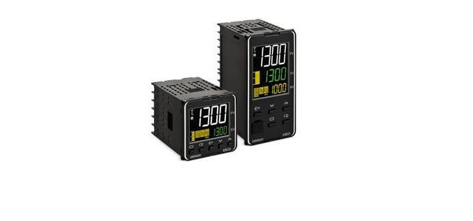controladores de temperatura Omron E5_D