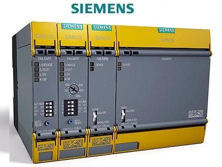 Módulo de seguridad SIRIUS 3SK1 de SIEMENS