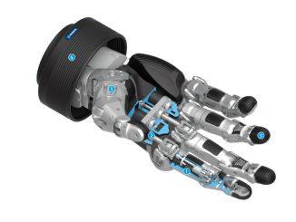 Mano Robotica SVH de SCHUNK