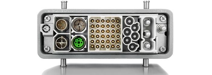 RockStar® ModuPlug de Weidmüller Conectores Industriales