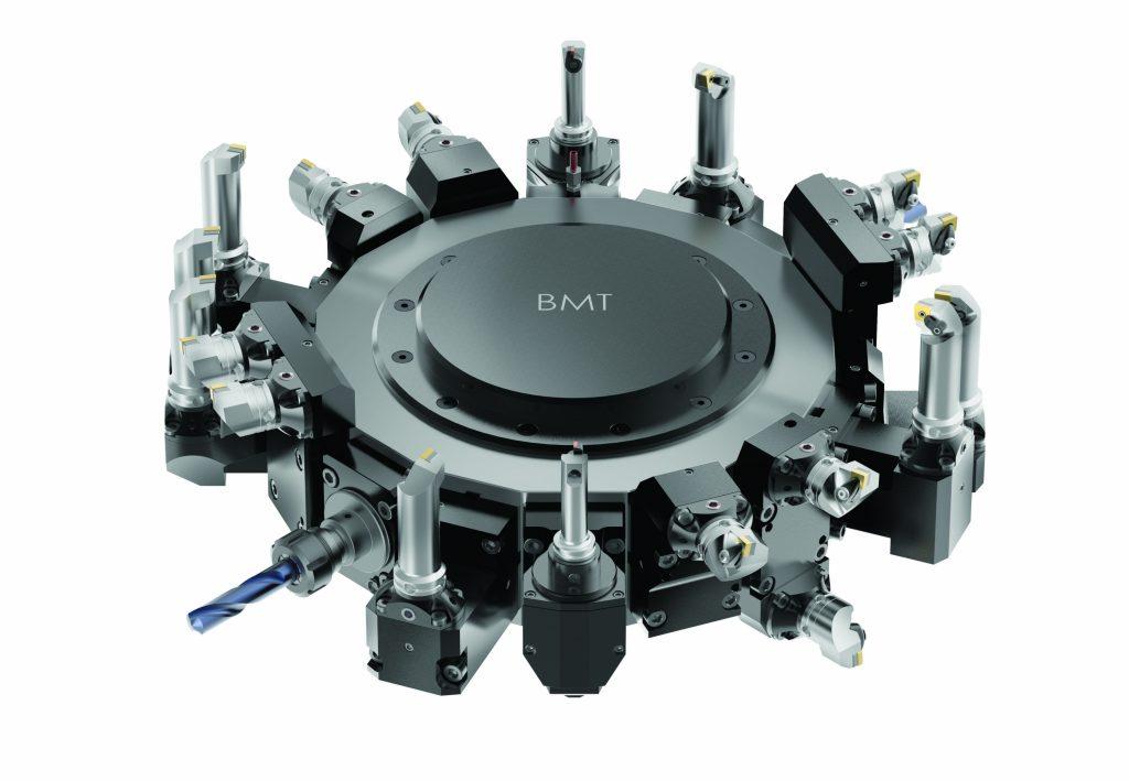 Unidades de sujeción adaptables a torreta BTM | Kennametal