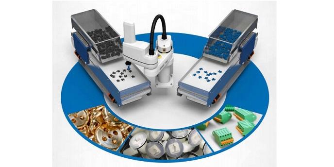 AnyFeeder sistema de alimentación de Omron