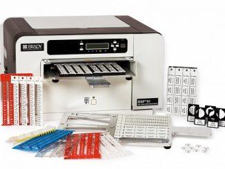Impresora y consumibles Brady BSP41