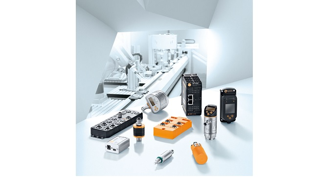 Advanced factories IFM electronic