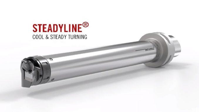 Nuevos soportes Steadyline de Seco Tools
