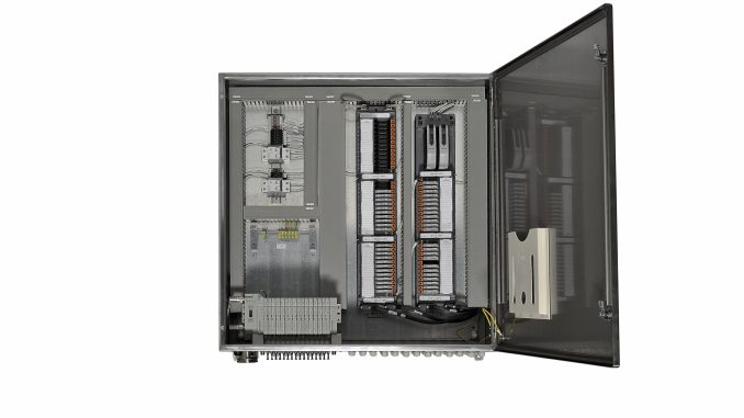 Nodo CHARM 580 de ASCO: marshalling electrónico para sistemas neumáticos