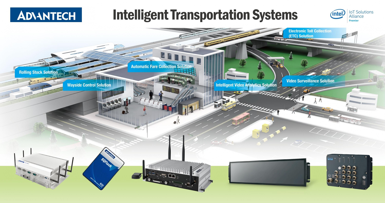 Construya sus sistemas ferroviarios con Advantech