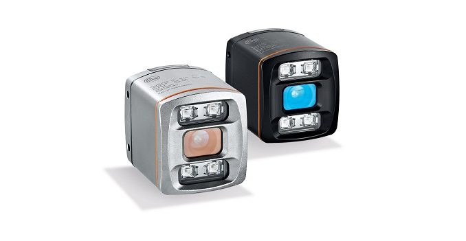 Nueva cámara O3D302, O3D312, de IFM Electronic