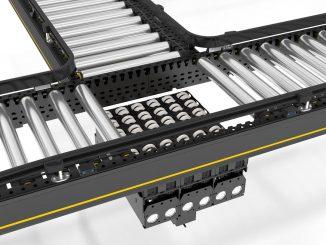 Un kilómetro de plataforma Interroll MCP en el nuevo almacén ePRICE