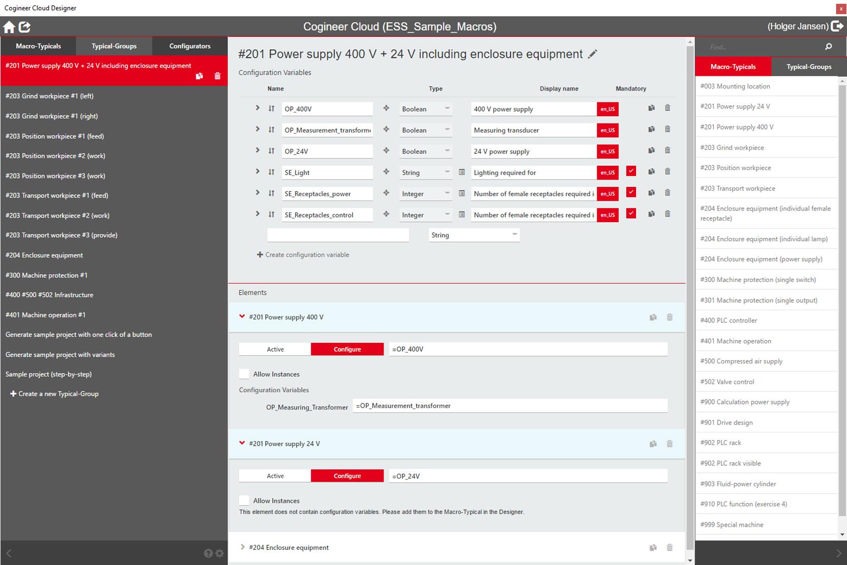 Presentación de EPLAN Cogineer Advanced Automatización en la nube