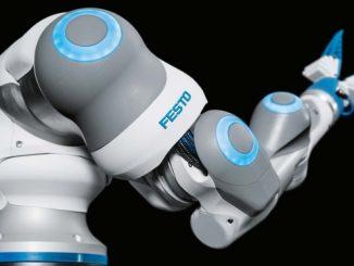 BionicCobot de Festo