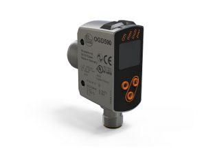 Sensor PMD de tiempo de vuelo compacto