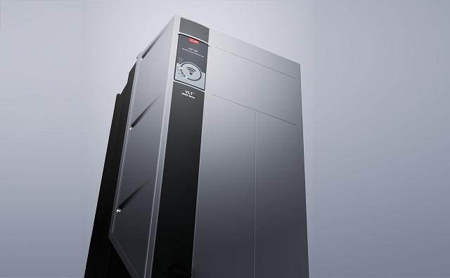Centro comercial alemán ahorra un 50% de energía por el VLT® FC 102 HVAC Drive