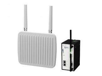 Puntos de acceso WLAN Anybus: conexión inalámbrica de dispositivos