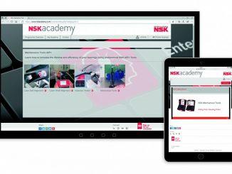 NSK academy: plataforma de formación on-line sobre montaje de rodamientos