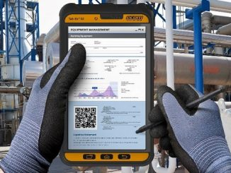 ecom presenta su nueva tablet industrial Tab-Ex 02 en la Hannover Messe 2018