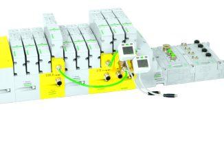 Emerson reduce los costos y la complejidad con el islote de distribución de seguridad de zonas ASCO Numatics