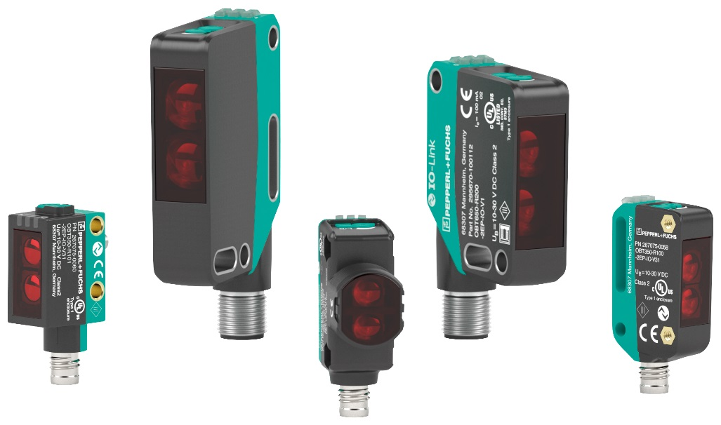 R200 y R201 - Los nuevos sensores fotoeléctricos para mayores distancias