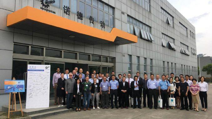NORD China acoge en Suzhou la reunión de gerencia en China de la VDMA