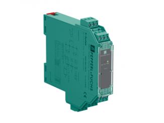 Nuevos relés de seguridad KFD2-RSH con diagnóstico para la industria de procesos