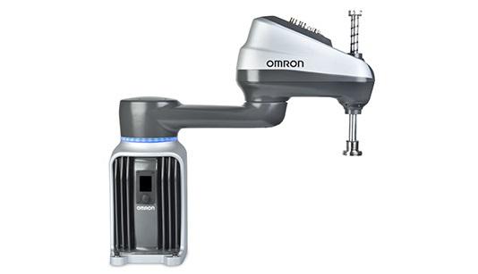 i4 scara de Omron