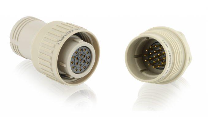 Conectores SWIM para aplicaciones submarinas a poca profundidad