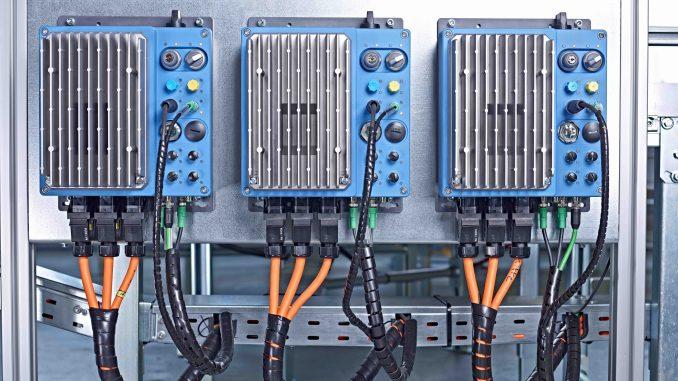 Los nuevos distribuidores de campo NORDAC LINK: flexibles e inteligentes