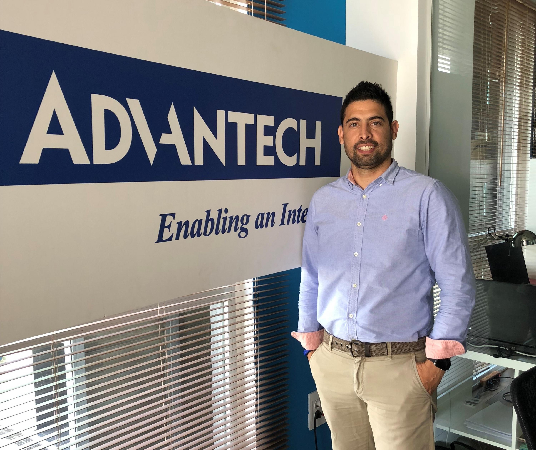 Advantech incorpora a Alberto Prada Morales como nuevo Director de Canal de Distribución para España y Portugal