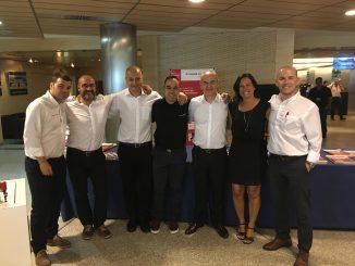 Leuze electronic en la Integra en el Santiago Bernabéu