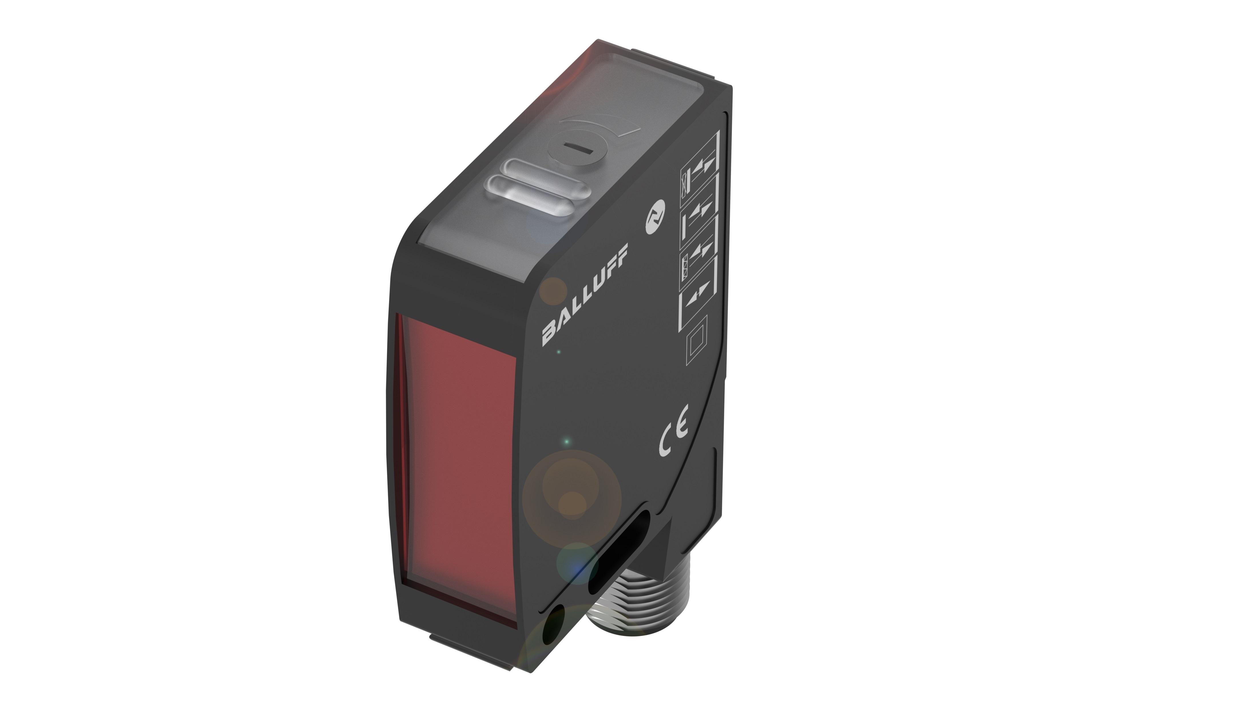 BOS 21M ADCAP: Sensor fotoeléctrico inteligente para la Internet de las cosas