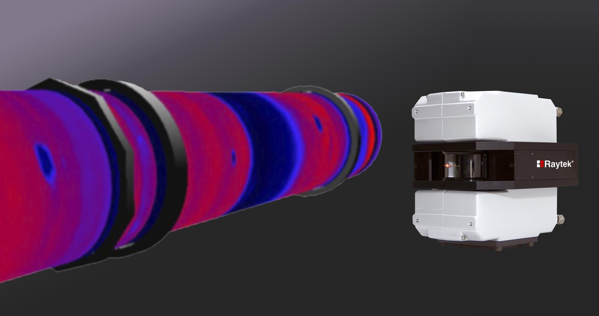Fluke Raytek CS210 o cómo medir la temperatura de residuos peligrosos