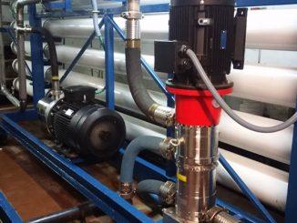 TAGUA y Danfoss resuelven el desafío de la desalación y la eficiencia energética