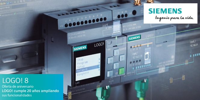 Logo 8 de Siemens