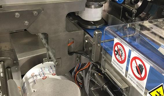 Los mototambores de Interroll triunfan en las máquinas de embalaje italianas