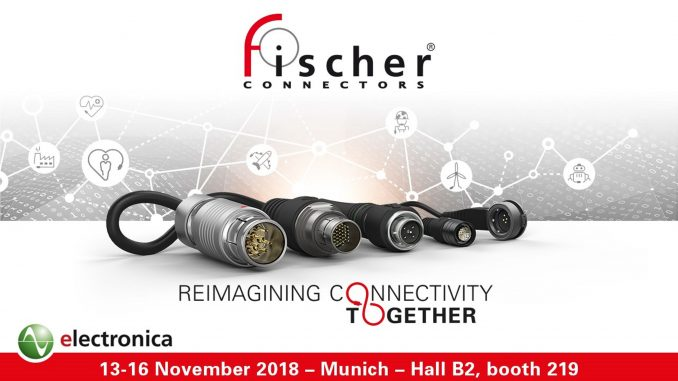 Fischer Connectors: conectividad con asociaciones tecnológicas revolucionarias