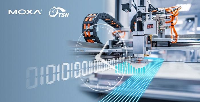 Moxa presenta el futuro de Time Sensitive Networking TSN en SPS IPC Drives 2018