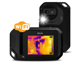 Cámara térmica FLIR C3: Tecnología punta al alcance de la mano