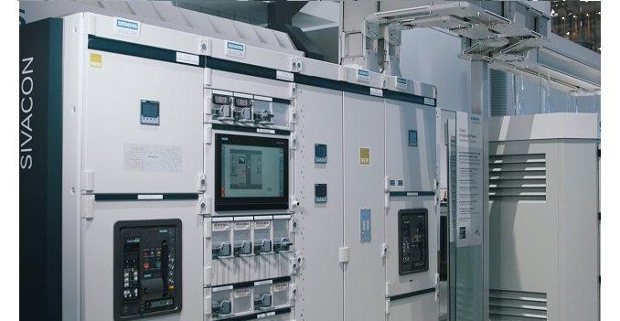 Sivacon S8 Siemens