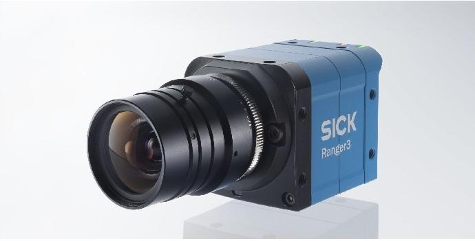Ranger3 Cámara de visión 3D de Sick