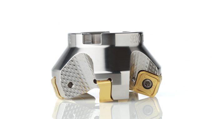 Double Quattromill® 14 de Seco: máxima ganancia en máquinas de baja potencia