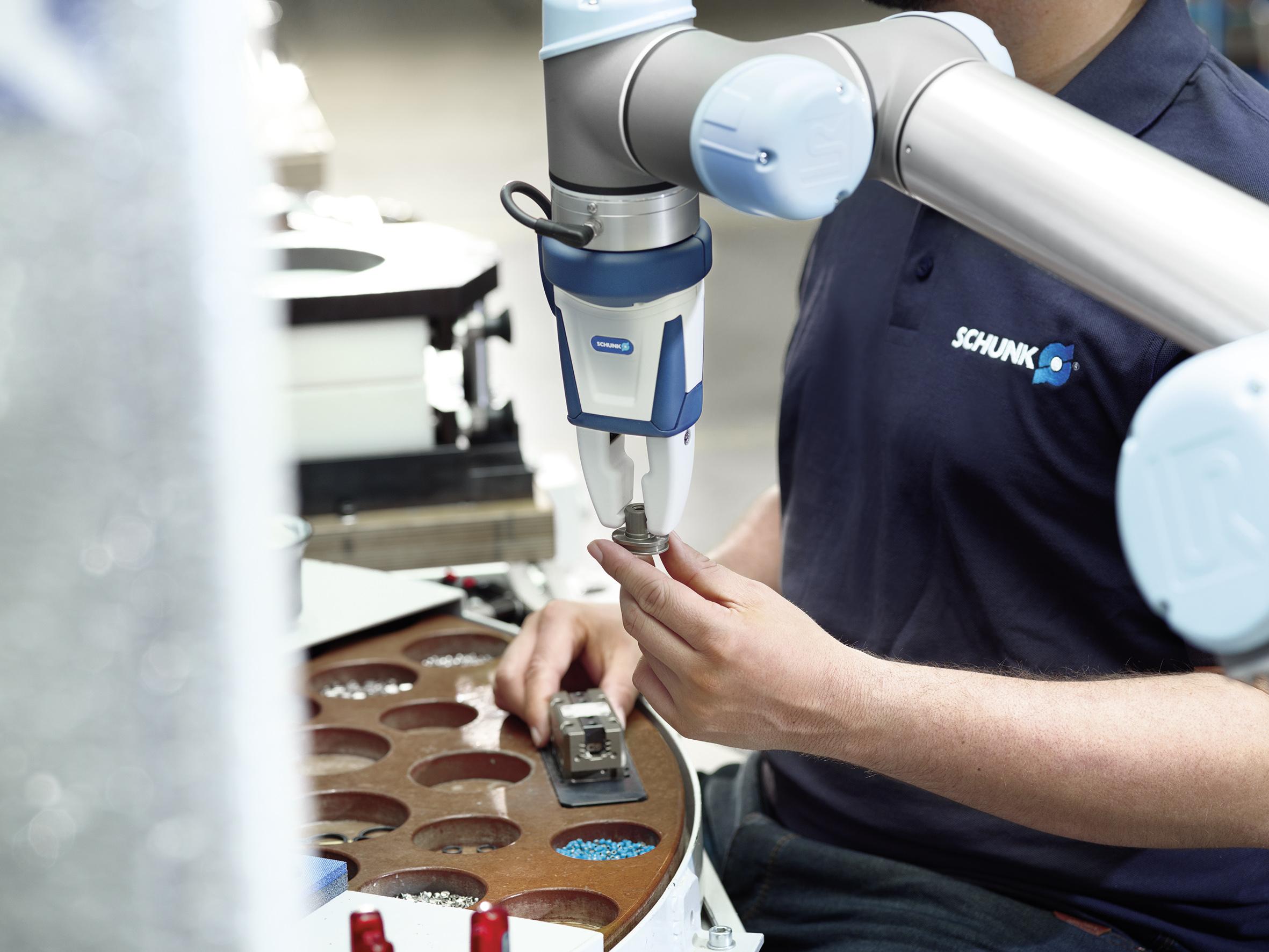 SCHUNK celebra la úndecima edición de los Expert Days sobre robótica de servicio