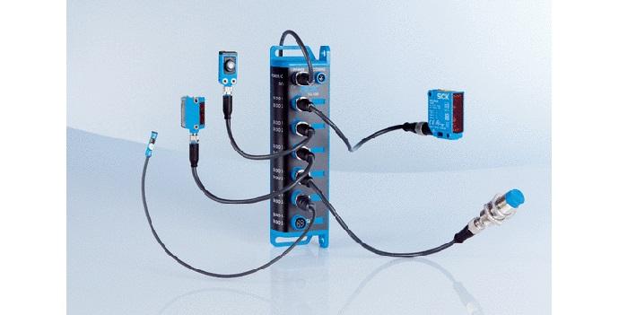 SIG100 Sensor Integration Gateway Sick