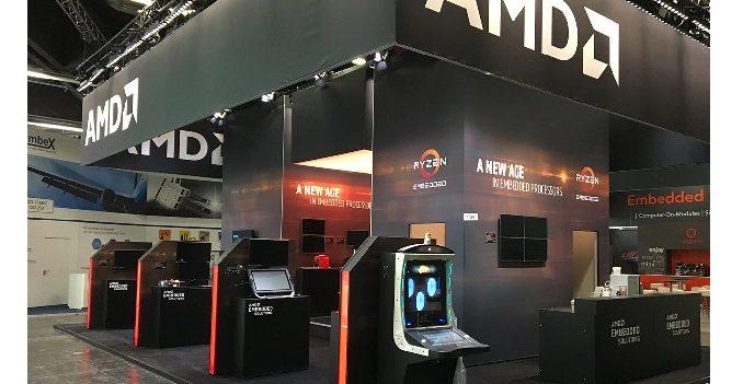 AMD en Embedded World '19