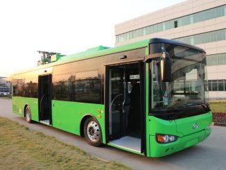 Yaskawa: tecnología rápida para la carga rápida de los autobuses eléctricos