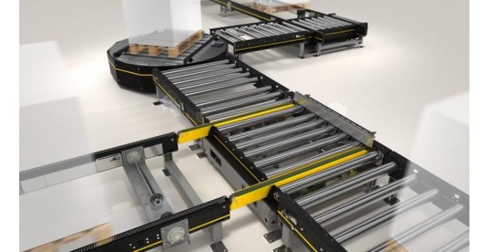 MPP: soluciones modulares para el transporte automatizado de palets