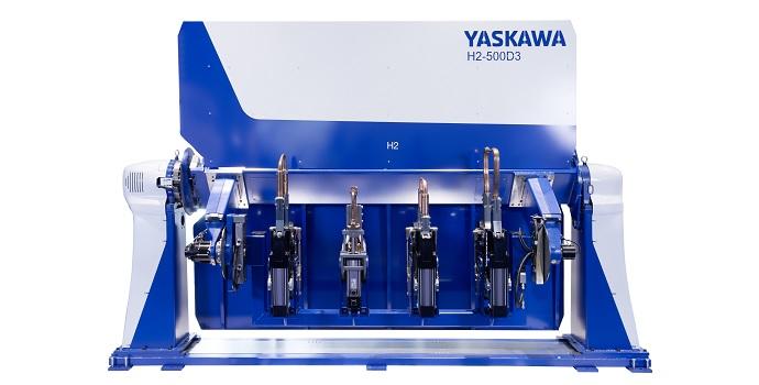 YASKAWA Posicionador H2