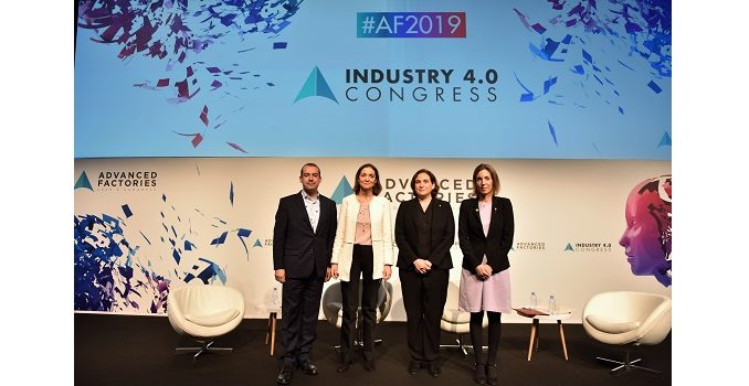 Advanced Factories inaugura en femenino